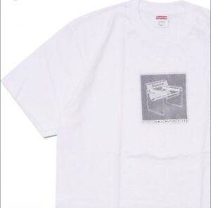 0fd4b34d6 Image is loading SUPREME-CHAIR-TEE-L-SPRING-SUMMER-18-In-