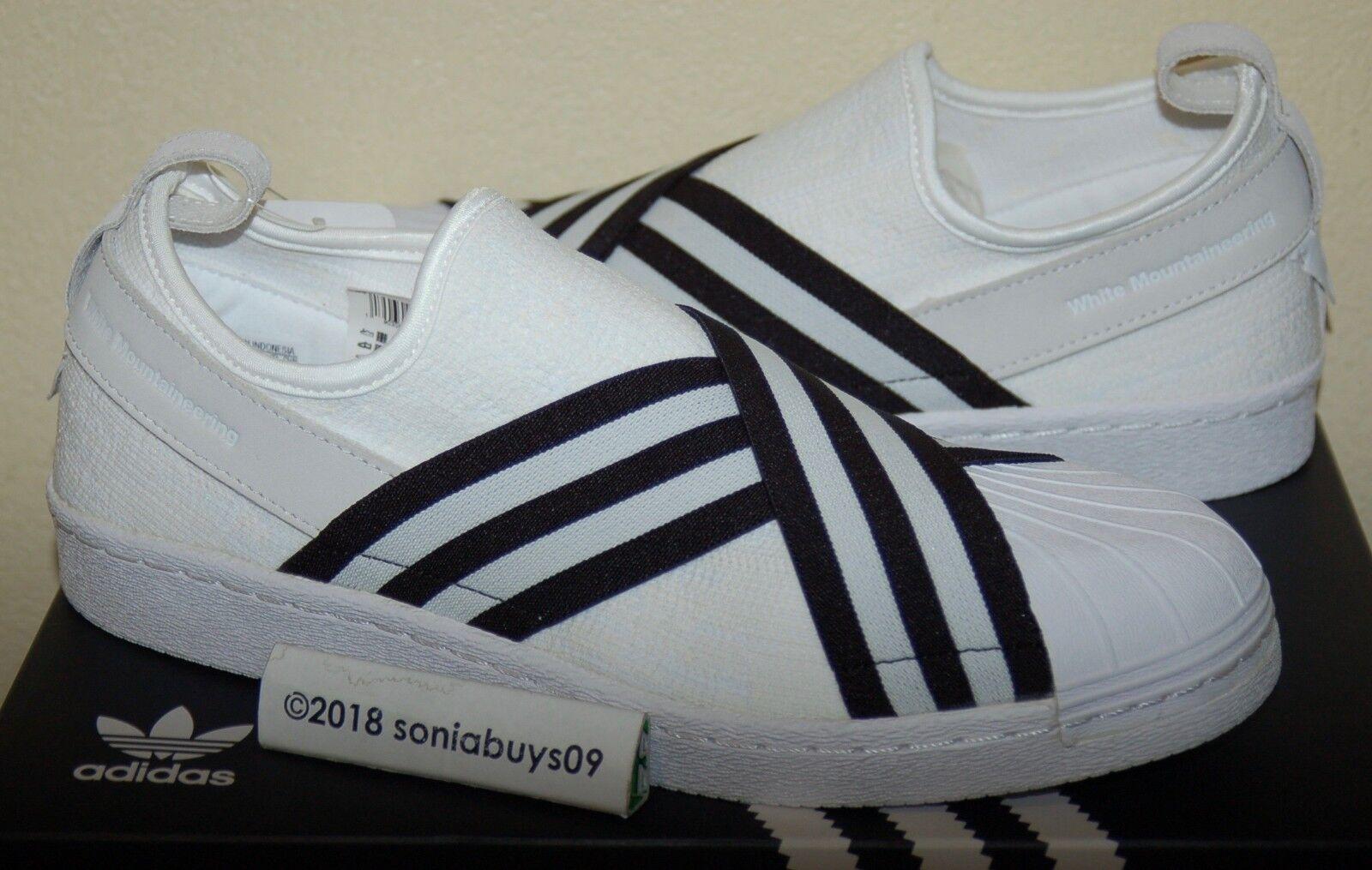 Adidas superstar x uomini 'alpinismo primeknit superstar Adidas mocassini, by2881, 10,5 b2c443