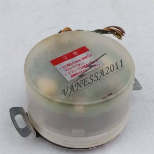 Used Sanyo F682000DKA servo motor encoder Tested