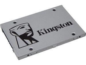 """Kingston SSDNow UV400 2.5"""" 240GB SATA III TLC Internal SSD"""