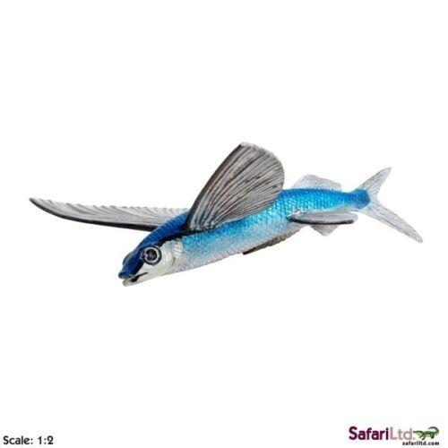 Safari ltd 263529 Volant Poisson 14 CM Série Animaux Marins