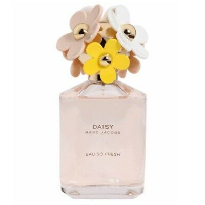 Marc Jacobs Daisy Eau So Fresh 4.2 oz EDT Perfume for Women Brand New Tester