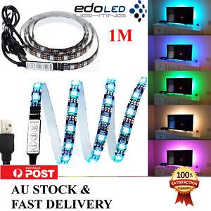 1M-5V-RGB-LED-STRIP-LIGHT-COLOUR-CHANGE-USB-KIT-BACKGROUND-LIGHTING-TV-PC-LAPTOP