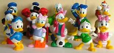 Donald Duck & Friends Plastic Figurines Lot of 16 - Party Bags - Cake Toppers