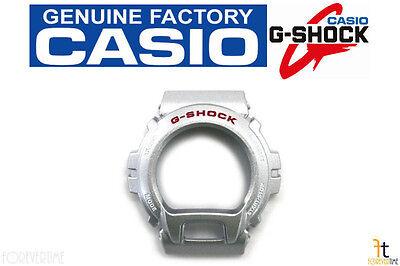 CASIO DW-6900CB-8W G-Shock Original Grey (Metallic) Glossy BEZEL Case Shell
