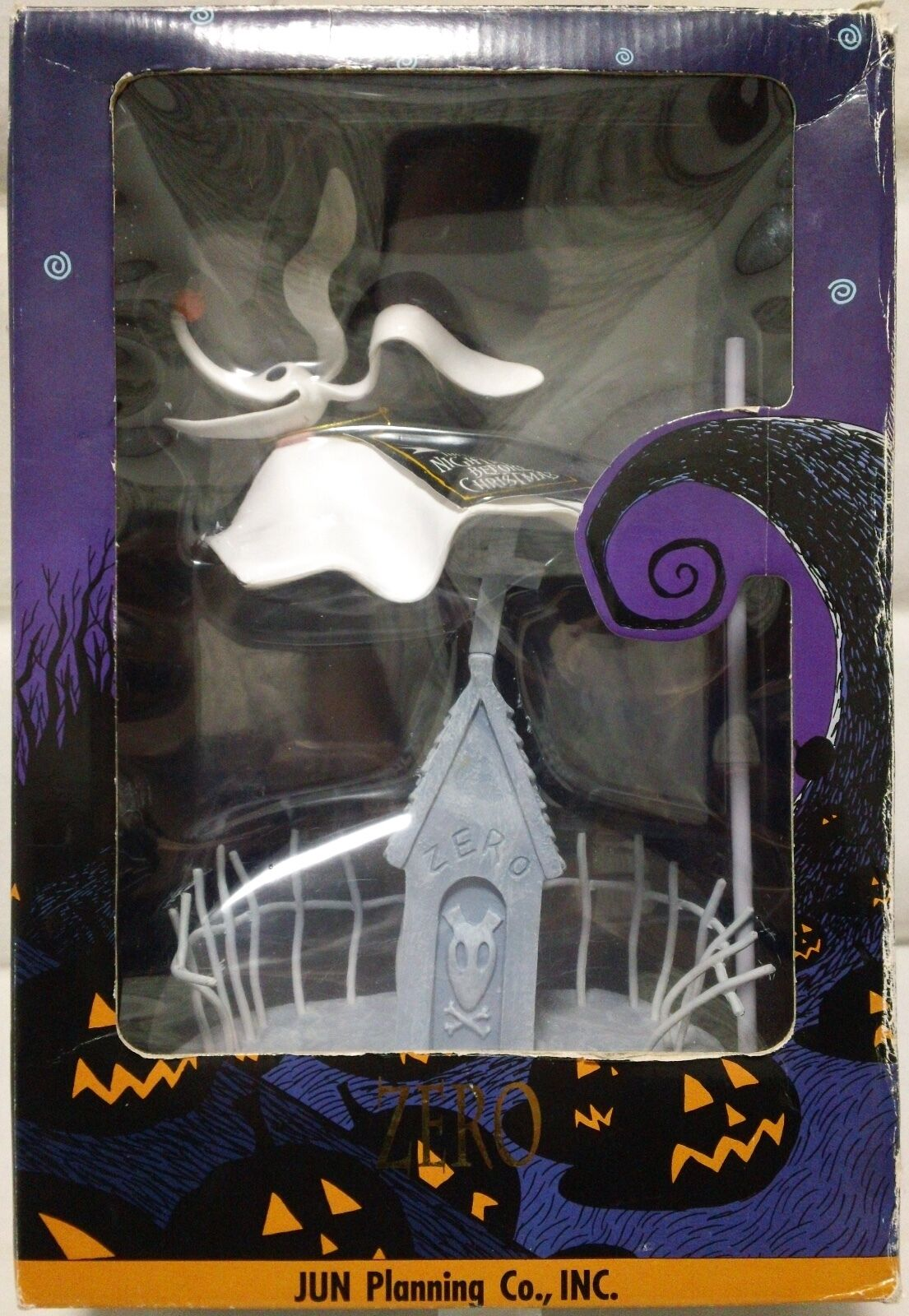 Nightmare before christmas   Zero Collection Doll figure  Jun Planning