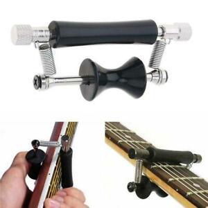 Portable-Glider-Guitar-Capo-Slide-Quick-Setup-Rolling-Folk-For-6-string-Ele-U1U0
