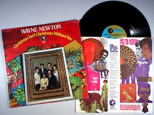 Wayne-Newton-Christmas-Isn-039-t-Christmas-Without-You-1968-Vinyl-LP
