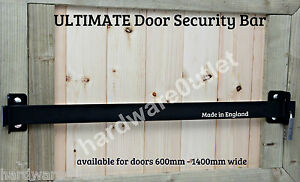 Image is loading ULTIMATE-Door-&-Window-Pad-Locking-Heavy-Duty- & ULTIMATE Door u0026 Window Pad Locking Heavy Duty Sliding Security Bar ... pezcame.com