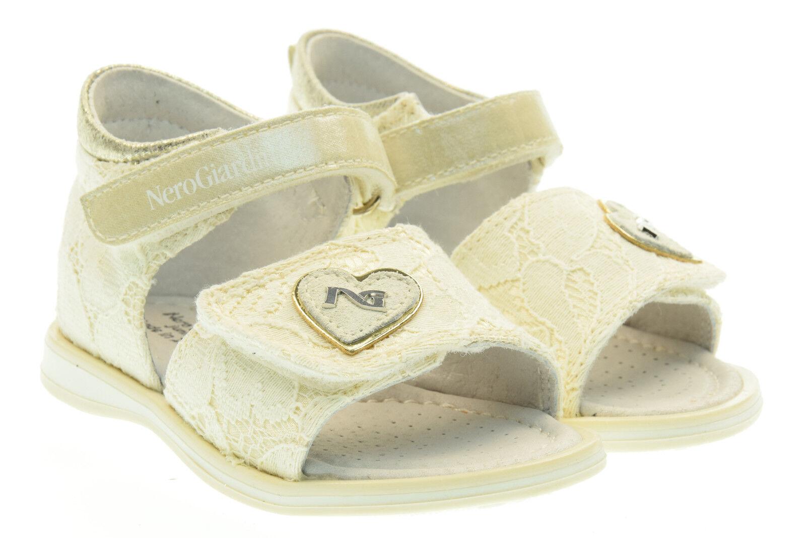 NERO GIARDINI junior sandali sandali junior P621500F/702 P16 979904