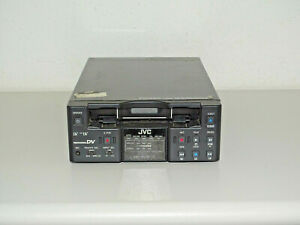 JVC BR-DV3000U High-End miniDV Recorder, ungetestet / DEFEKT