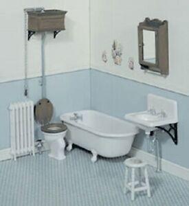 Dollhouse-Miniature-Victorian-Bathroom-Kit-from-Chrysnbon-1-12-Scale
