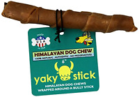 Himalayan Dog Chew, Bully Sticks 6 Inch Natural Dog Chews All Natural Dog Treats