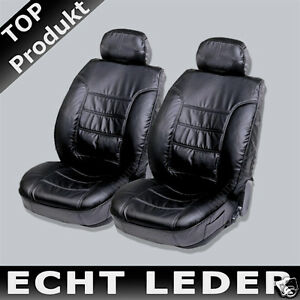 sitzbez ge auto echt leder sitzbezug schwarz x nappa leder. Black Bedroom Furniture Sets. Home Design Ideas