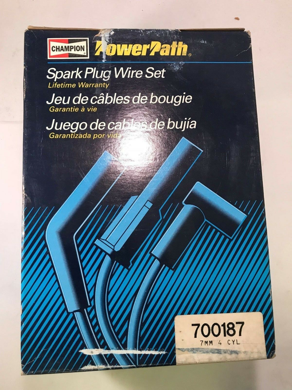 Spark Plug Wire Set-ThunderCore Ultra Walker Products 900-1021 | eBay