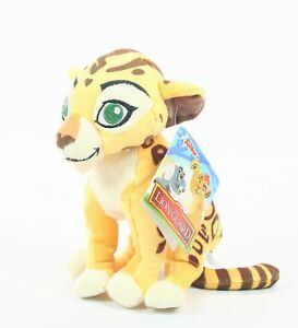 THE-LION-GUARD-plush-FULI-6-034-soft-toy-cheetah-king-NEW