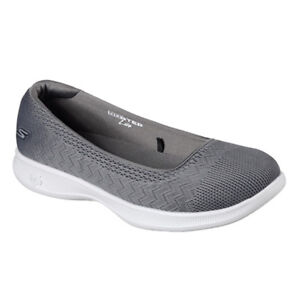 NUOVO Skechers Da Donna Ballerine slipper scarpe per il