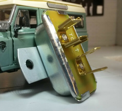 Landrover Serie 2 2 A 3 148876 Estabilizador De Tensión instrumento Smiths negativo tierra
