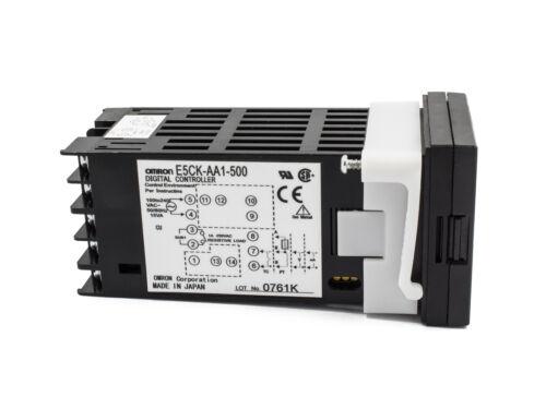 NEW IN BOX OMRON E5CK-AA1-500 Digital Controller US FREE SHIP