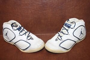 sports shoes 14441 31ca1 Image is loading VTG-NIKE-AIR-JORDAN-TEAM-DEUCE-TREY-308181-