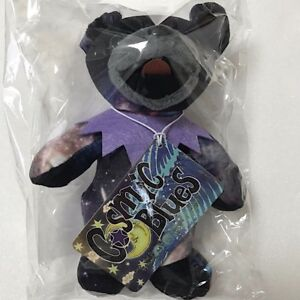 Grateful Dead Japan Exclusive BEAN BEAR Cosmic Blues ver. Plush Doll Stuffed Toy