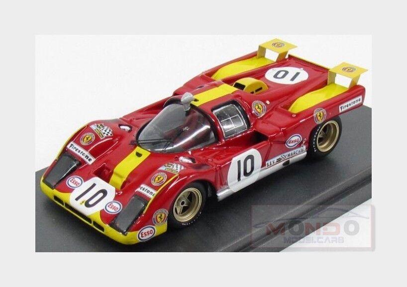 Venta en línea de descuento de fábrica Ferrari 512m suprimira racing  10 24h le le le mans 1971 Loos Pesch mg Model 1 43 mg512m-42  mejor opcion