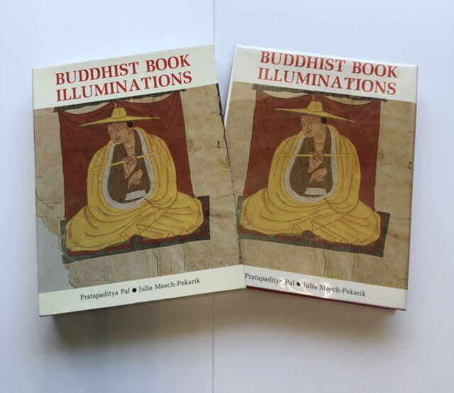 Buddhist Book Illuminations by Pratapaditya Pal and Julia Meech-Pekarik 74/400