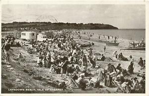 PC16863 leysdown Beach. île de Sheppey. 1954
