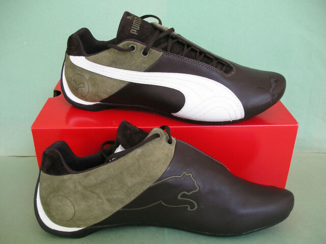 Puma Future Cat Low BRAUN 30053413 Size: UK 12: