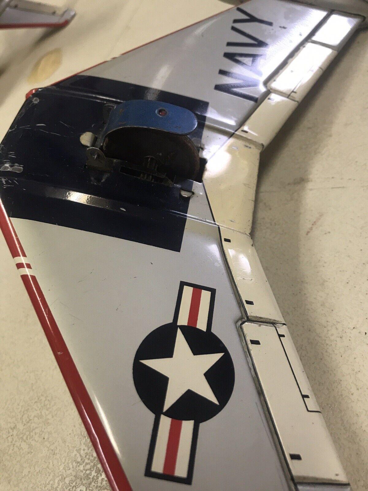 Yonezawa Tin NP NP NP Demon Fighter Plane 1c811d