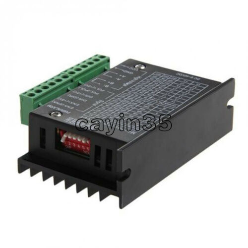 CNC TB6600 solo Axis 4 A Controlador de controlador de motor paso a paso 9 ~ 40 V micro-step de Reino Unido