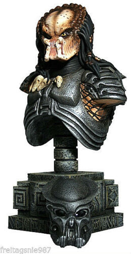 PREDATOR CELTIC resin-bust 21cm by Palisades