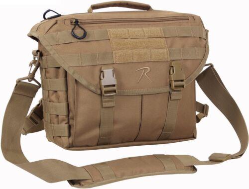 Military Covert Dispatch Tactical Shoulder Bag Work//School MOLLE Messenger Bags
