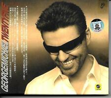 George Michael - Twenty Five 2 CD set IMPORT Japan includes slipcover