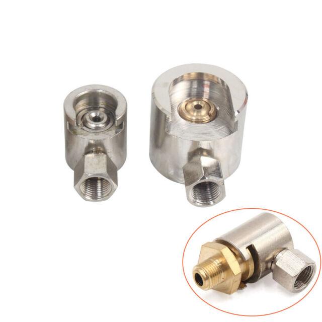 Stahldichtung für Fettpresse Schiebekupplung für Flachschmiernippel Ø16mm