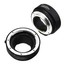 Auto Focus AF Elettronica Obiettivi Adattatore per Canon EF EF-S per EOS M EF-M