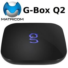 Matricom G-Box Q2 Kodi Android 5.1 Smart Tv Box Quad Octacore Q 2GB 16GB Actualizado