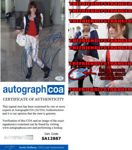 BELLA-THORNE-signed-Autographed-8X10-PHOTO-H-EXACT-PROOF-Rare-Graph-ACOA-COA