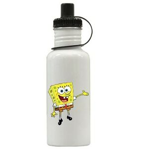 Personalized Spongebob Square Pants Water Bottle Gift