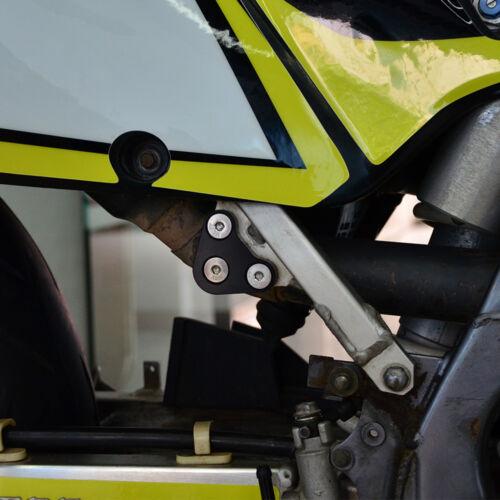 CNC Exhaust Muffler Holder Hanger Bracket For Suzuki DRZ 400S 400SM 2000-2018