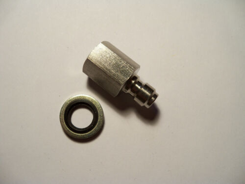 New Spec  Quick Coupler Filling//Charging BestFittings Adaptor Kit for Air Rifles