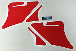Lower-Cowling-Decal-Graphics-Set-Kit-Yamaha-YSR-50-80-YSR50-YSR80-OEM-Red