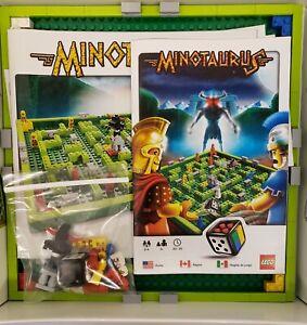 complete LEGO Games Minotaurus 3841