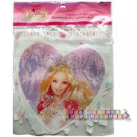 Barbie 12 Dancing Princesses Plastic Celebration Banner Party Supplies