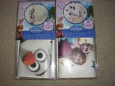 New Set of Disney Frozen Anna Elsa Olaf Wall Decals Wall Decorations
