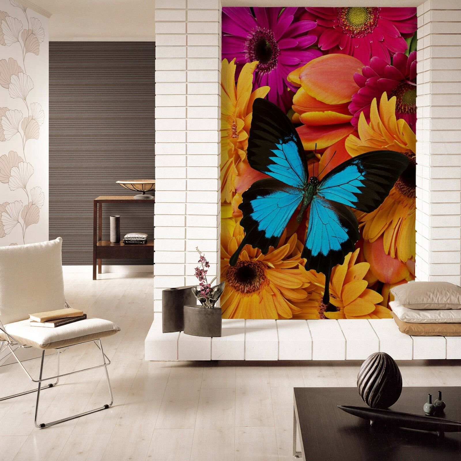 3D Schmetterling 686 Tapete Tapeten Mauer Foto Familie Tapete Wandgemälde Summer
