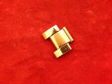 ROLEX 18K GOLD ELECTROPLATED 19MM 78351 OYSTER BAND BRACELET STRAP CLASP LINK