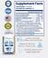 thumbnail 4 - Natural Deep Sleep Supplement - Melatonin 10 mg, Sleep Aid - Deeper Nights Rest