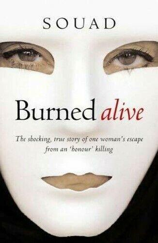 Burned Alive von Souad