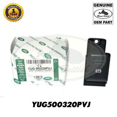 Genuine 2005~2009 Land Rover LR3 Emergency Parking E Brake EPB Switch YUG500320